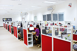 outbound call center services mumbai