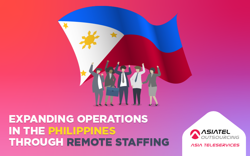 remote staffing in the philippines