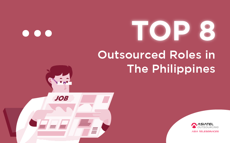 outsourced roles in the philippines