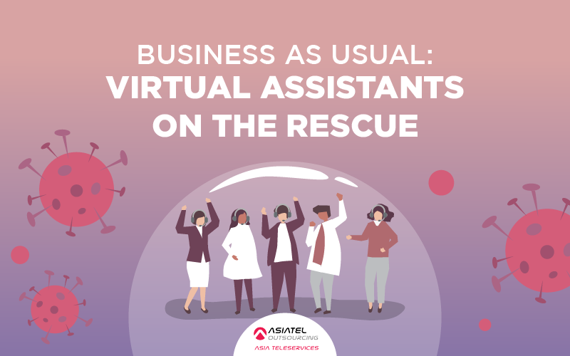 virtual assistants in the philippines