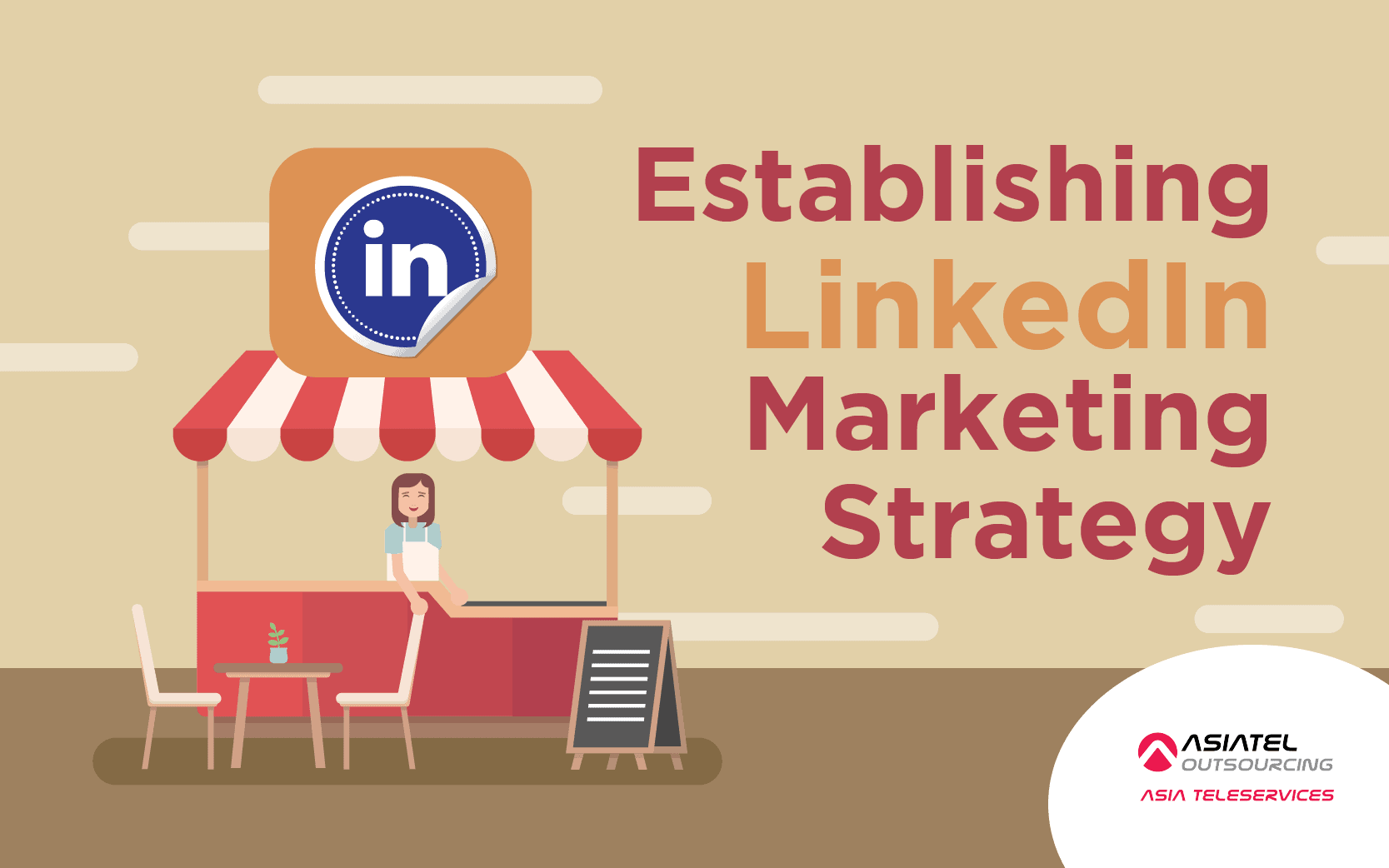 Establishing LinkedIn Marketing Strategy